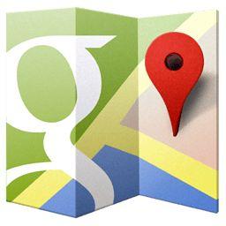 谷歌地图英文版
