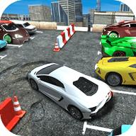 停车大师3D2警车驾驶 1.0 安卓版