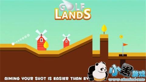 高尔夫的土地