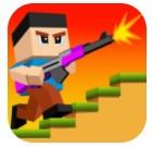 方块人跳跃射击手游app V1.0.0最新版