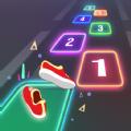 节奏跳跃向前冲刺手游app v1.0.24汉化版