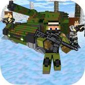方块战争战场生存破解版下载v1.4.1安卓版