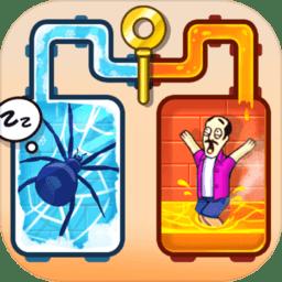 冰封蜘蛛单机游戏