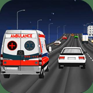 狂躁的救护车游戏