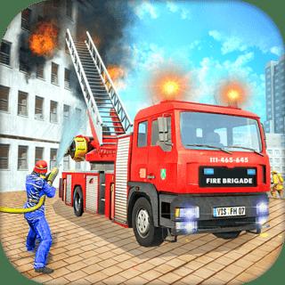 消防车城市救援手机版