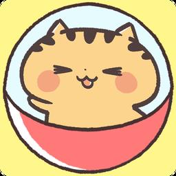 猫猫贴纸扭蛋-手机策略游戏下载