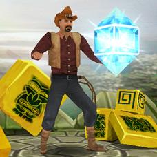 神庙逃亡在线版-冒险游戏