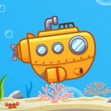 潜艇躲避战