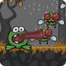 饥饿的青蛙-单机手游
