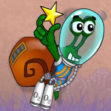 蜗牛鲍勃4太空漫游-冒险游戏