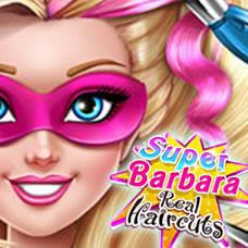 超级芭比头发秀-苹果手机游戏