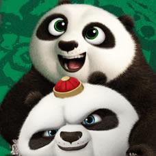 功夫熊猫3训练开始