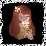 女孩小精灵和梦