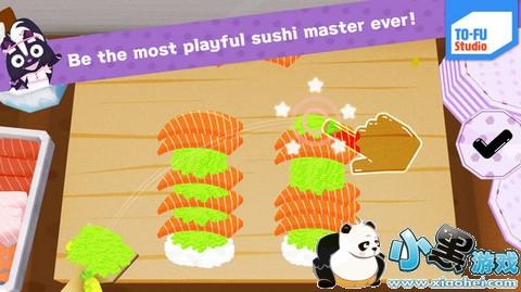 哦寿司食材全解锁版