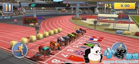 竞技体育十项全能2游戏