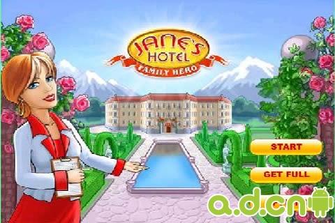 珍妮家族旅馆经营