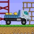 卡车司机:货物交付