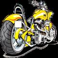 空间摩托车驾驶