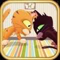 猫咪和毛线球