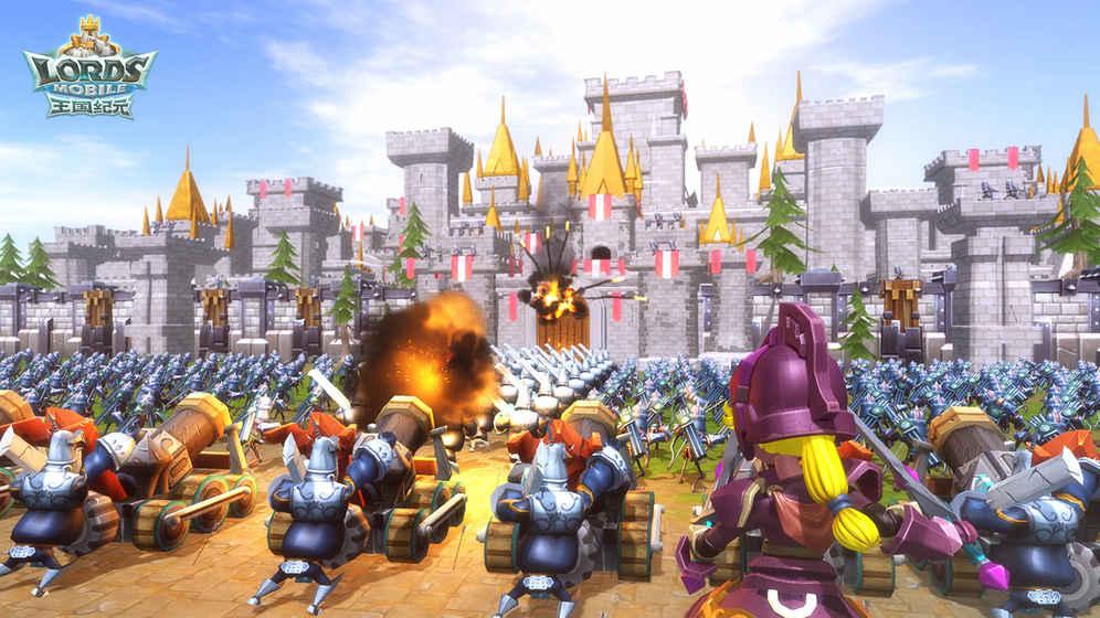 王国纪元-策略游戏