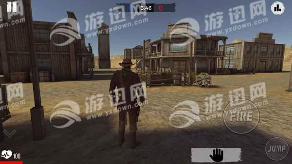 OneShotOutlaw汉化版-音乐游戏