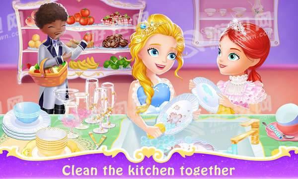莉比小公主之梦幻餐厅破解版