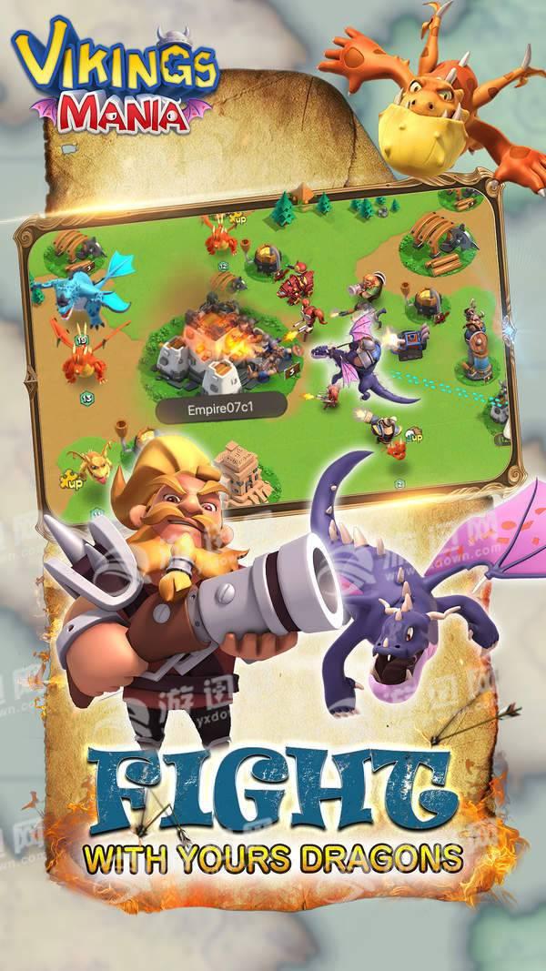 VikingsMania-音乐游戏
