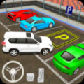 Prado Car Parking 3D-热门手游