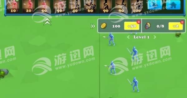 终极像素战争模拟-音乐游戏