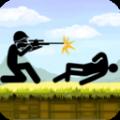 火柴人猎枪射击-手机音乐游戏下载