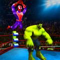 超级英雄摔跤竞技场-热门手游