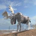 北极麋鹿模拟器-热门手游