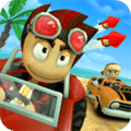 沙滩赛车竞速-热门手游
