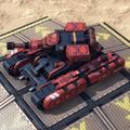 战斗星球塔防红色警报-音乐游戏