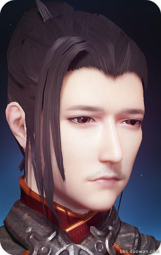 古剑奇谭OL温柔大叔脸型数据