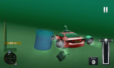 3DSubmarineCarSimulator