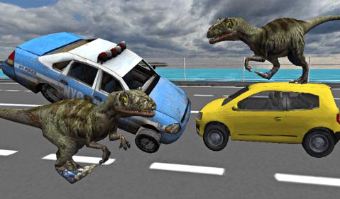 恐龙城市防卫作战下载 恐龙城市防卫作战好玩吗 恐龙城市防卫作战礼