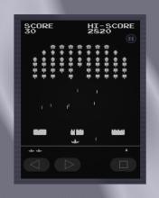 VectorInvaders:SpaceShooter
