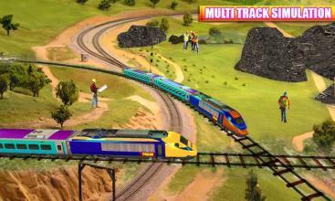 欧洲列车驾驶模拟3D