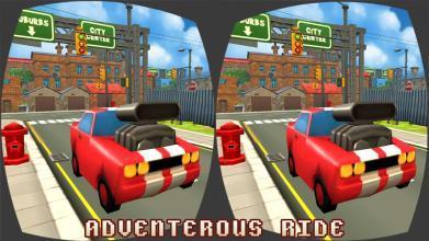 VR幻想城市冒险3D-虚拟之旅