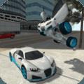 FlyingCarRobotSimulator