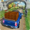 不可能的越野货物:卡车驾驶模拟器