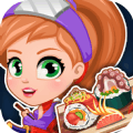 忍者制作寿司
