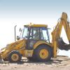 拖拉机具体挖掘机