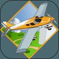 Real3DPilotAirplaneFlight