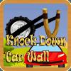 Knock Down Cars Wall 2017