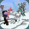 Cube Planet Soldier War Games