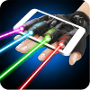 激光模拟手