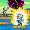 Goku Saiyan Super War 2017