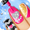 Nail Salon Makeover - Spa & Manicure Girls Games